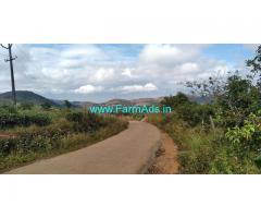 50 Cents Farm Plot for Sale near Vagamon