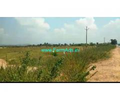 103 Acres Land available for Development near Amangal