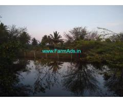 10 acre coconut plantation for sale In Shivani hobli Tarikere taluk