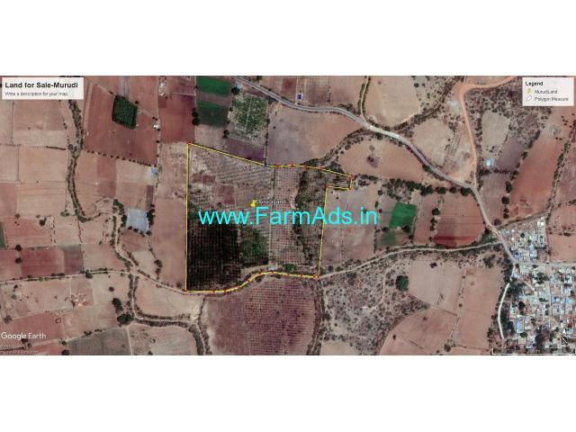 Well developed farm near Koppal