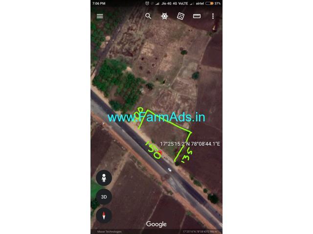 15 Gunta Agriculture Land for Sale near Shankarapally