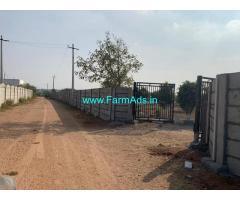 2.2 Acres Agriculture Land Sale Medhipatnam,Bhaksar Medical College