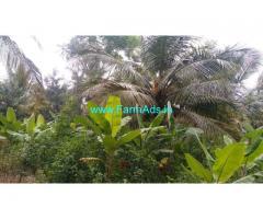 9 acres Farm land for sale at Mysore, Bogadhi Gaddige route.