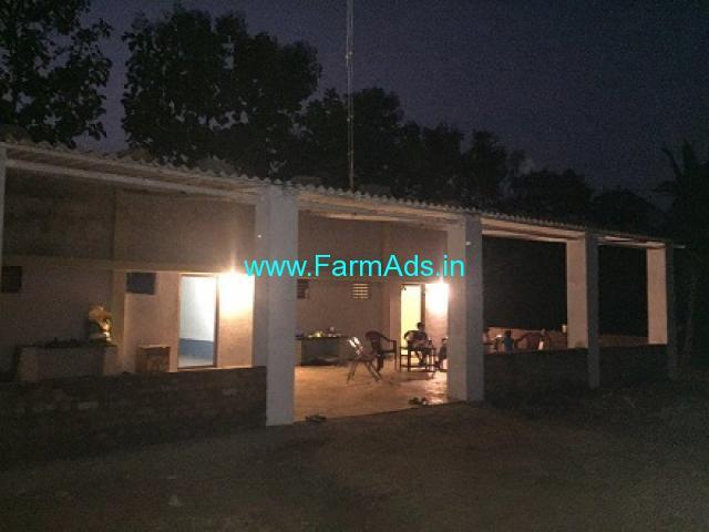 14 Acres Agriculture Land with Farm house for Sale Near Tumkur