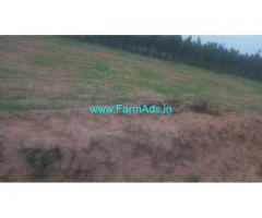 31 Guntas Agriculture Land for Sale near Malur,33kms from Bangalore