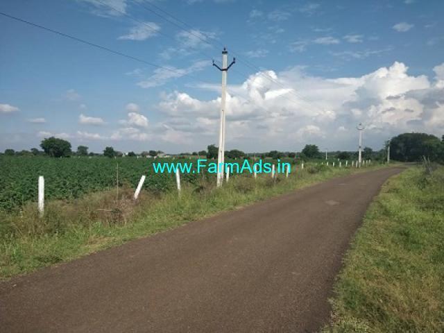 4.38 Acres Agriculture Land for Sale near Vikarabad