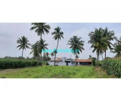 3 Acres Agriculture Land with Farm house for Sale near Periyapatti