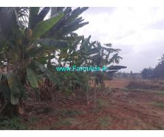 3.5 acre farm Land for sale at Bokipura, Kasaba Hobli, Doddaballapura