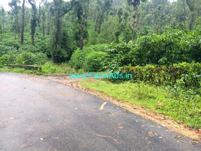 5 Acres Coffee Estate for Sale at Shanivarsanthe,Mukanamane Falls