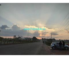 22000 Sq ft Land for sale in Hiremagalur main road