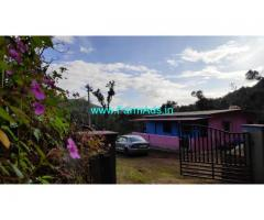 2.5 Acres Coffee Estate with Farm House For Sale at Chikmagalur