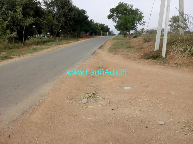 10 Acres Agriculture Land for Sale near Husnabad