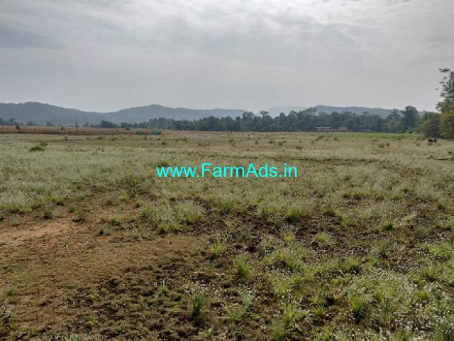 2.50 Acre Agriculture land for sale in Agumbe