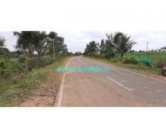 3 acres agriculture land for sale on Nanjangud road