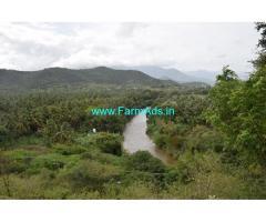Siruvani Riverbed 3.40 Acres Agriculture Land for Sale at Kottathara