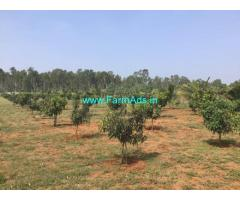 3 Acres Agriculture land with Farm House for sale near Nelamangala,NH 75