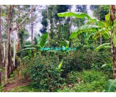 Kodaikanal farm Land for sale