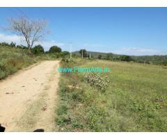 1.06 acre farm land for sale. Mysore-hdkote-manandavadi road