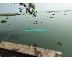 Backwater Property in Pallippuram , Cherthala - 3.20 Acres For Sale.