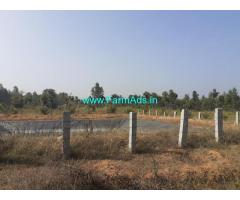 3 Acres farm Land for sale at Madeshwara, Hulukadi Hill, Doddaballapura