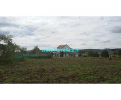 10.5 Acres Farm Land for sale Near Sargur on HD Kote Road