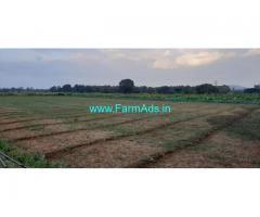 9 acres farm  land for sale on H D Kote road, Near Sargur, Mysore.