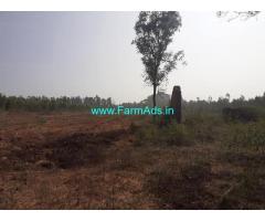 1.5 Acres Agriculture farm Land for sale at Hanabe village, Doddaballapura