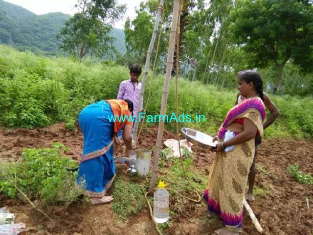 4 Acres Agriculture Land Sale near Sarabhavaram