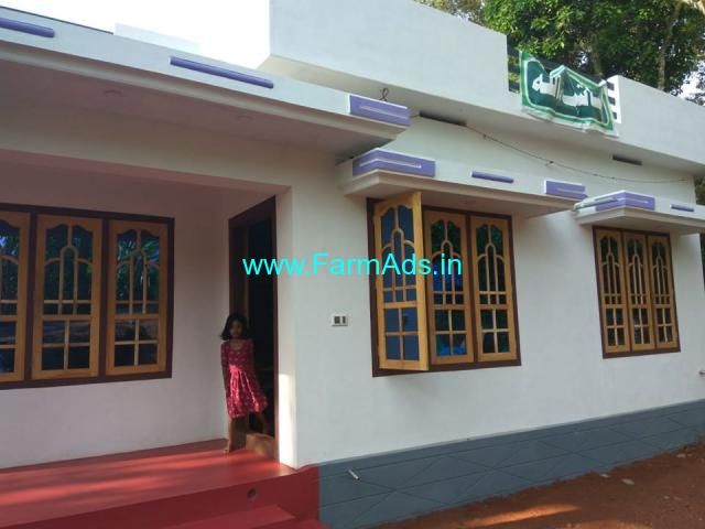 30 Cents Land with House for Sale near Vagamon
