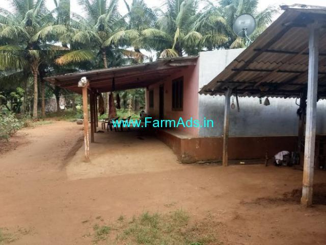 4.6 acre agricultural land for sale near Walayar