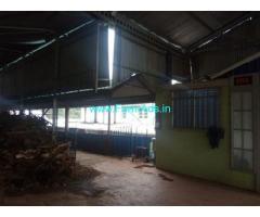1.5 acre Tea factory for sale near Kotagiri