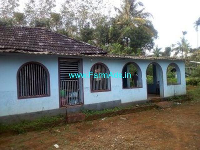 13 acres farm land with Farm house for sale near Kunjom