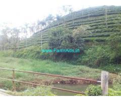 15 acre Tea estate for sale near Korome