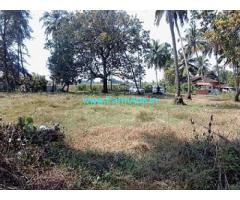 1950 sq mt  Land for Sale near Sangolda