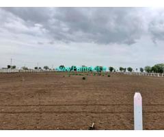 2.20 Acres Land for Sale near Malkapur,Chevella X Road