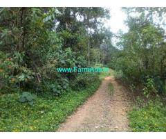 6.5 acres farmland for sale near Wayanad