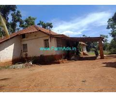 15 Acres coffee estate for sale near Sakaleshpura