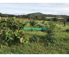 3 Acres Farm land available for sale near Doddaballapur