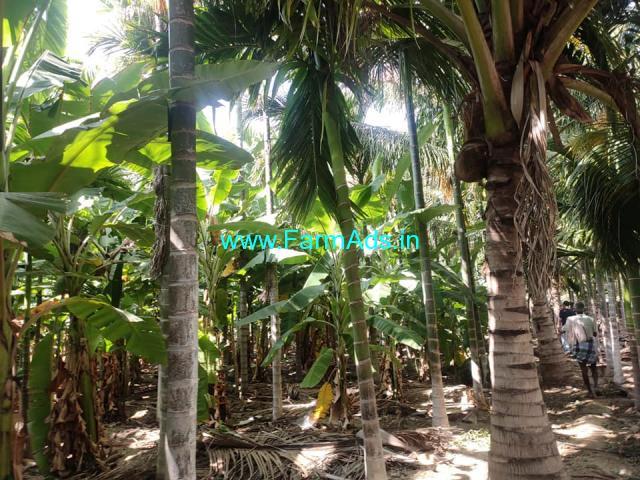 5.5 Acres farm land for sale near Hiriyur. Chitradurga