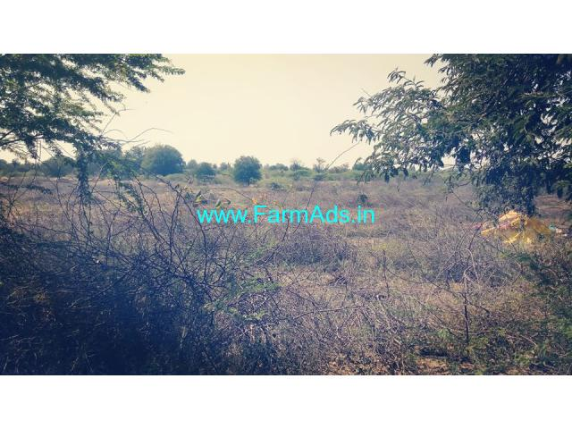 10 Acre Agricultural Farm Land for sale at KR Halli, Sira. Tumkur
