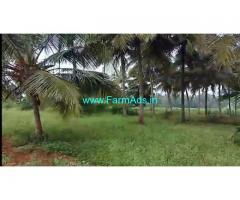 3 Acres Coconut Farm for sale near Nanjangud