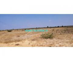 20 Acres Agriculture Land for sale near Girikottapally
