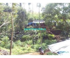 2 Acre Farmland with house for sale near Mananthavady