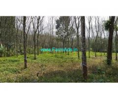 3 Acre land for sale near Valat