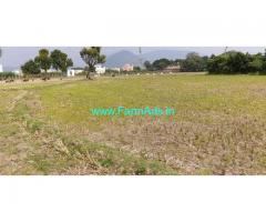 37 Cents Agriculture Land for Sale near Nandalur,Madras Road