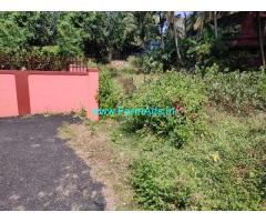 11 Cent Land for sale near Palakkad