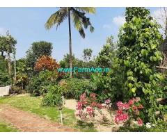 2.10 Acre Farm Land with Farm house for sale in Wayanad