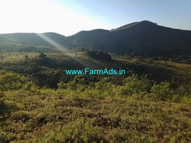 2.5 Acre Farmland for sale near Chikmagalur