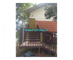 21 Cents Land with Homestay for Sale near Munnar