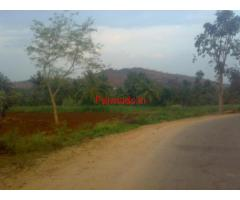 1 Acres Agri land for sale at Karigatta main Rd